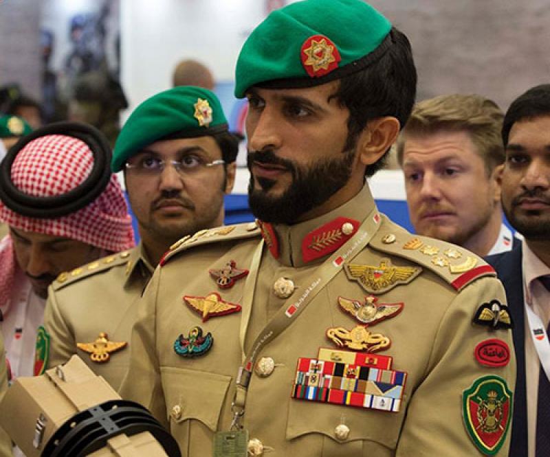 Sheikh Nasser Named Secretary General of Bahrain's Supreme Defence Council