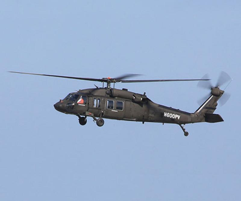 Sikorsky Flies Black Hawk With Optionally Piloted Vehicle Technology