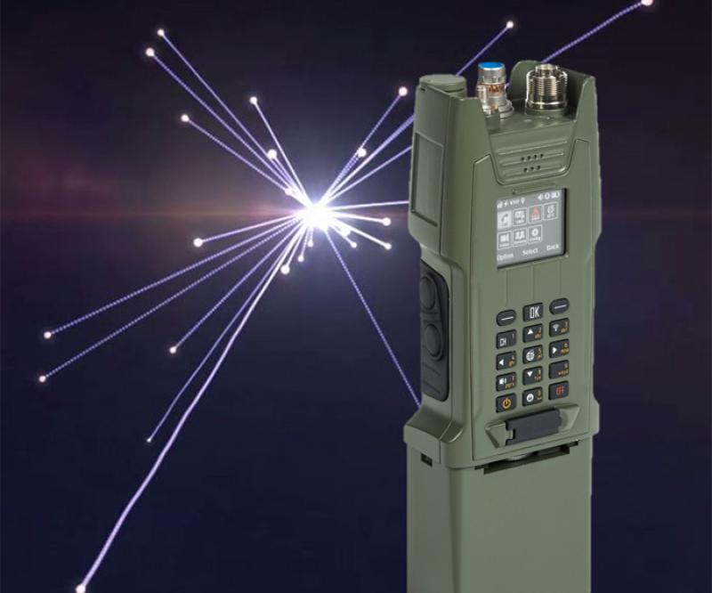 Spanish Armed Forces Rely on Thales Military Radios Since 1992