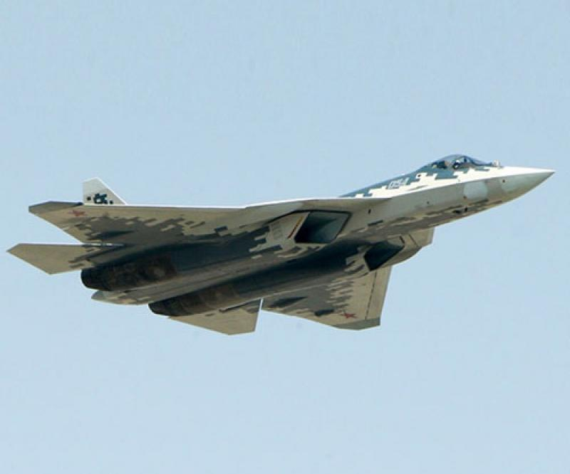 Su-57 Fifth-Generation Fighter Jet Ready for Mass Production