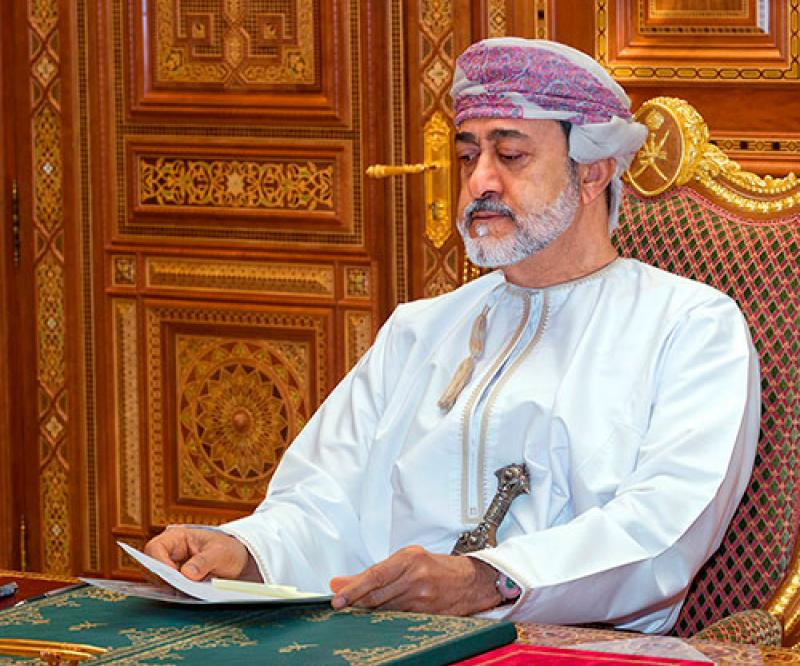 Sultan of Oman Chairs Meeting of COVID-19 Supreme Committee