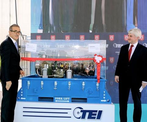 TEI Delivers First Domestic Helicopter Engine to Turkish Aerospace