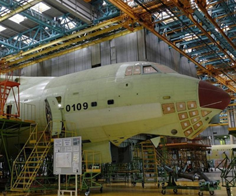 Tactical Specs for Russian Il-276 Transport Plane Approved