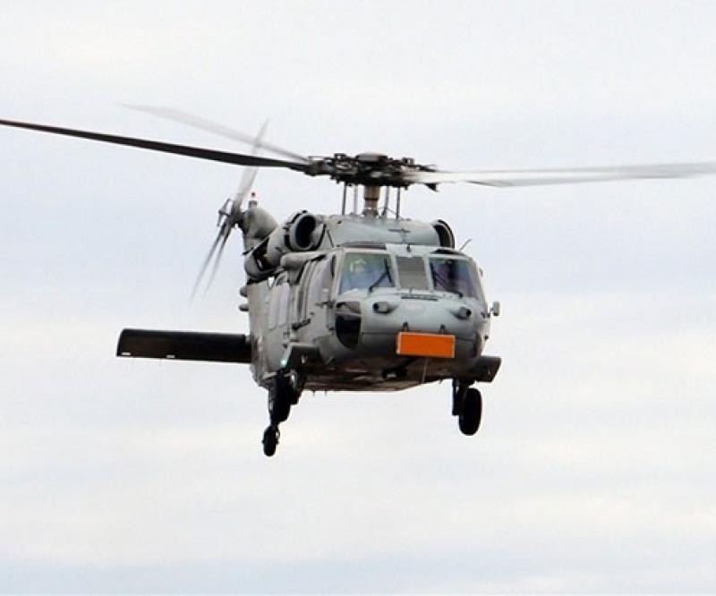 Telephonics Demos its MOSAIC AESA Radar on US Navy MH-60S Seahawk
