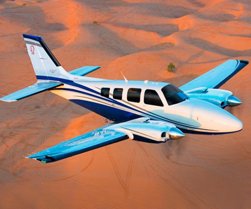 Textron Aviation's Beechcraft Baron 58 Marks 50th Anniversary