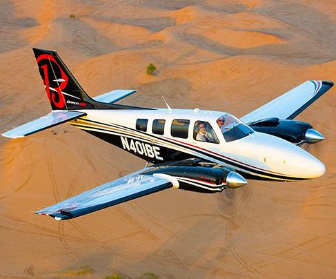 Textron Aviation Enhances Flight Deck Features to Cessna, Beechcraft Piston Lineup