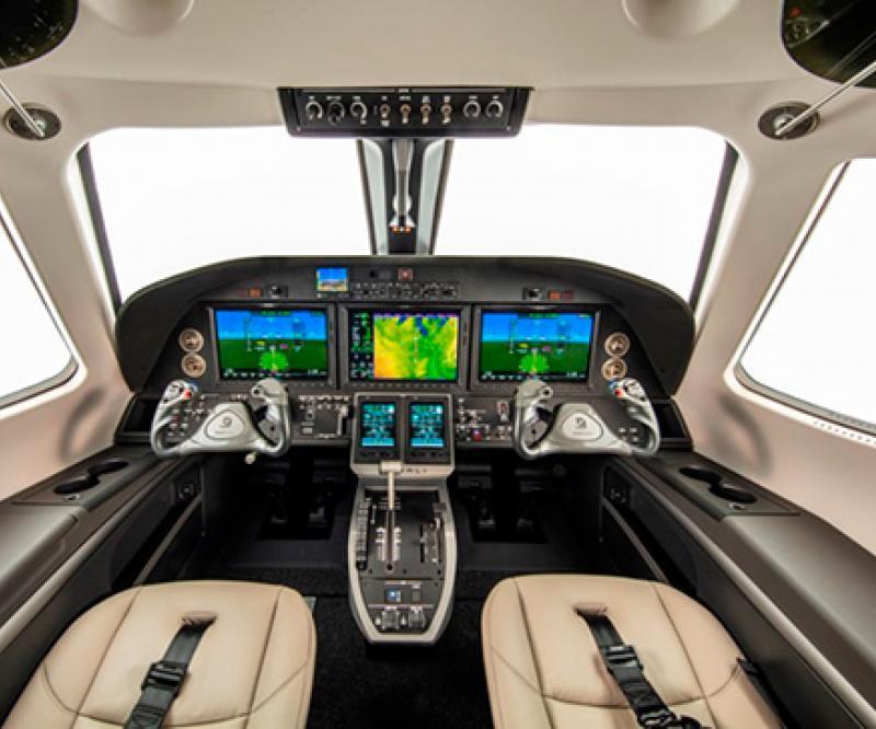 Textron Aviation Unveils New Full-Scale Cessna Denali Mockup