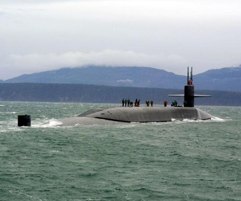 The 7 Countries With Nuclear-Powered Ballistic Missile Subs