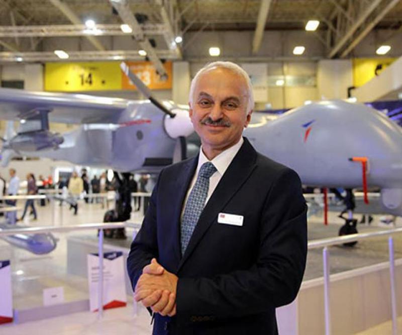 Turkish Aerospace Working on Supersonic UAV