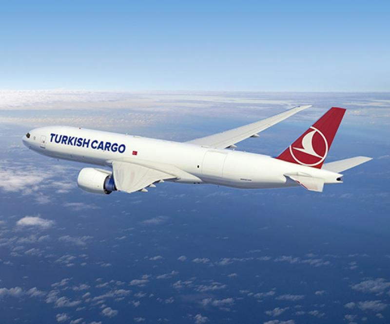 Turkish Airlines Orders 3 Additional Boeing 777 Jets
