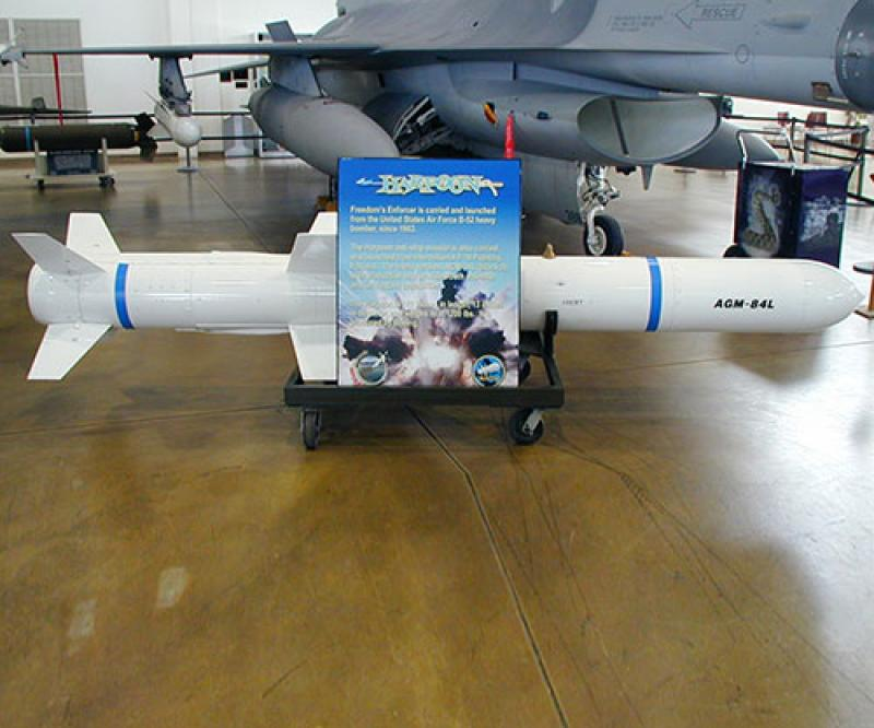 U.S. to Supply Harpoon Missiles, MK 54 Lightweight Torpedoes to India