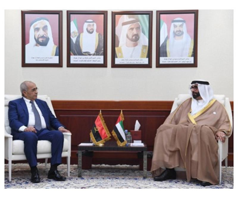 UAE, Angola Discuss Military Cooperation