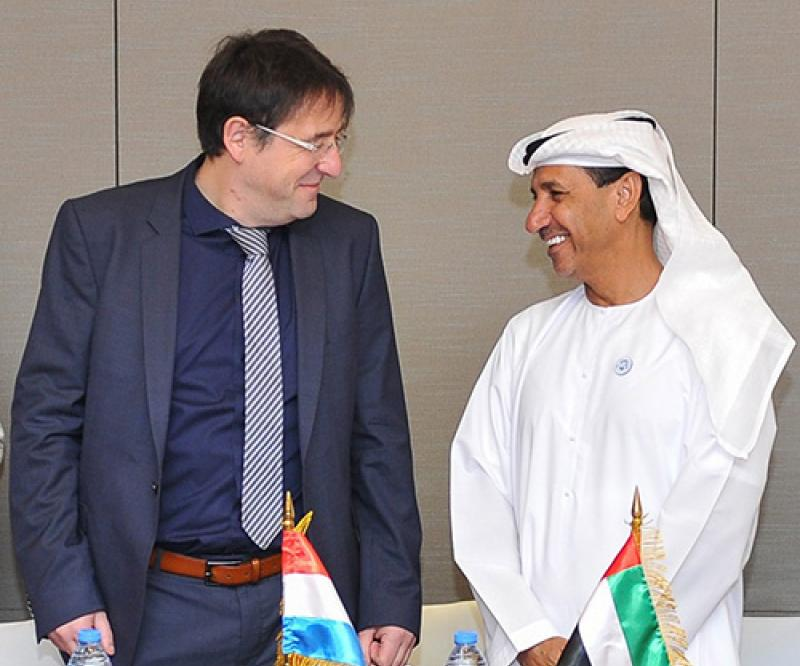 UAE, Luxembourg Explore Joint Space Opportunities