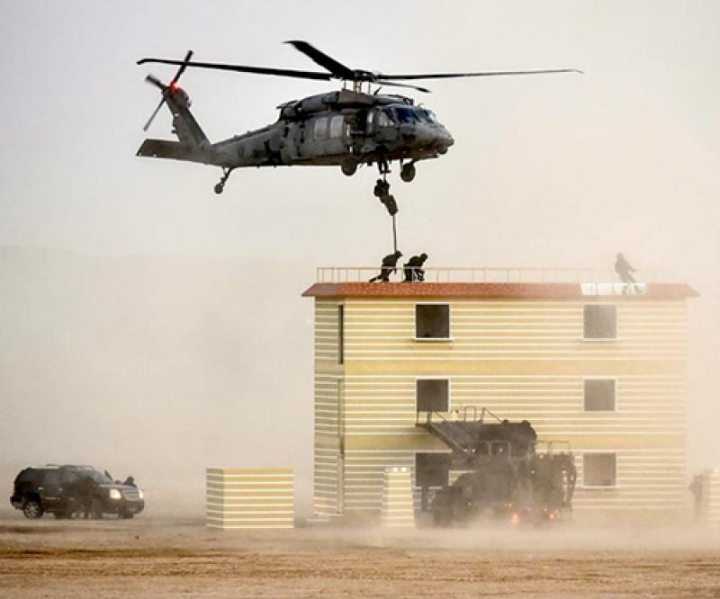 UAE Armed Forces Continue Preparations for Union Fortress 4