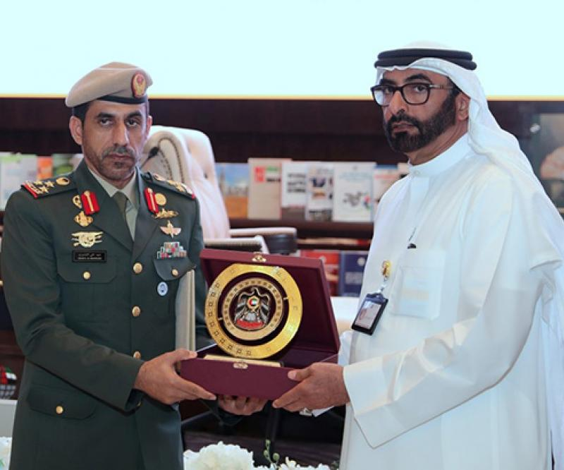 UAE Defense Minister Inaugurates 'War in the 21st Century' Conference
