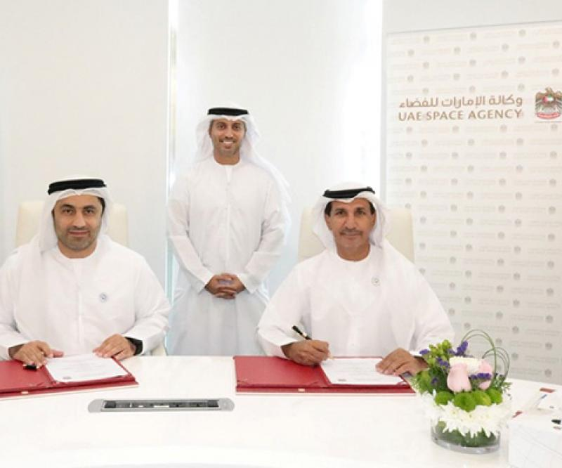 UAE Space Agency, Krypto Labs Sign Funding Agreement