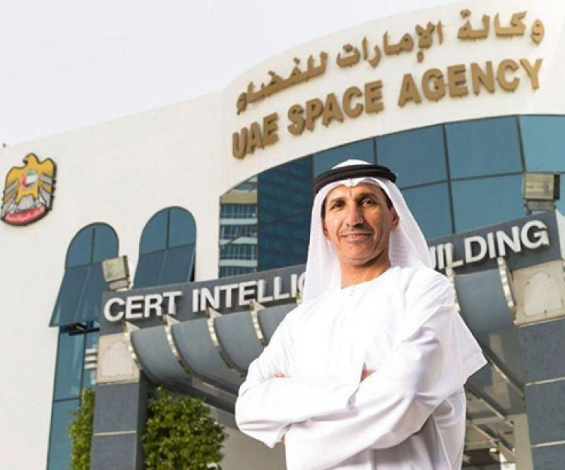 UAE Space Agency to Participate in Saudi International Airshow