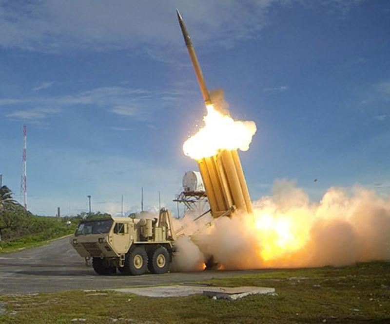 US Deploys THAAD System to Israel for First Time