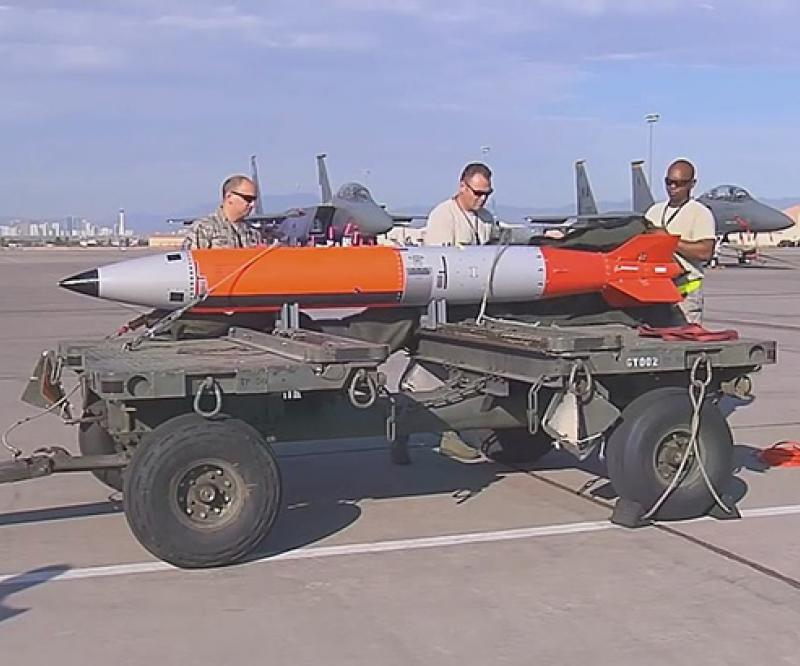 US to Start Production of B61-12 Gravity Bomb in 2020