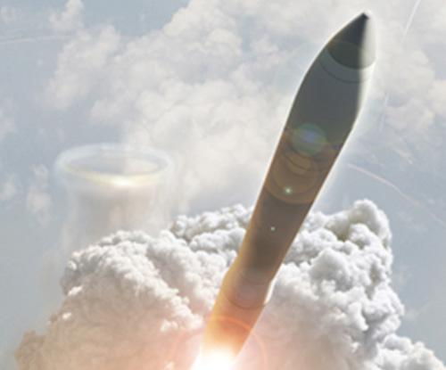 Boeing to Design Next U.S. Intercontinental Ballistic Missile