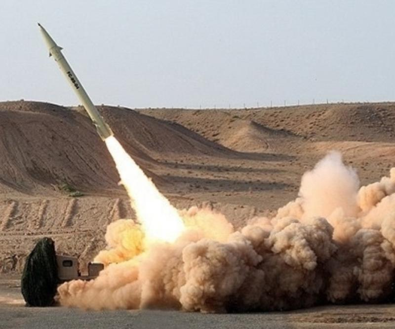 Iran Increasing Ballistic Missiles Production