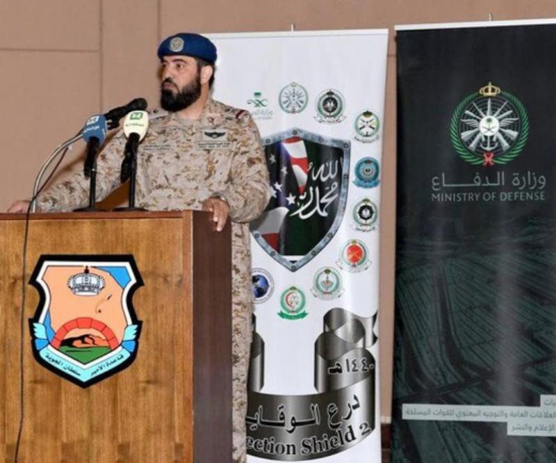 Saudi Arabia Launches Two Separate Drills with U.S., Sudan