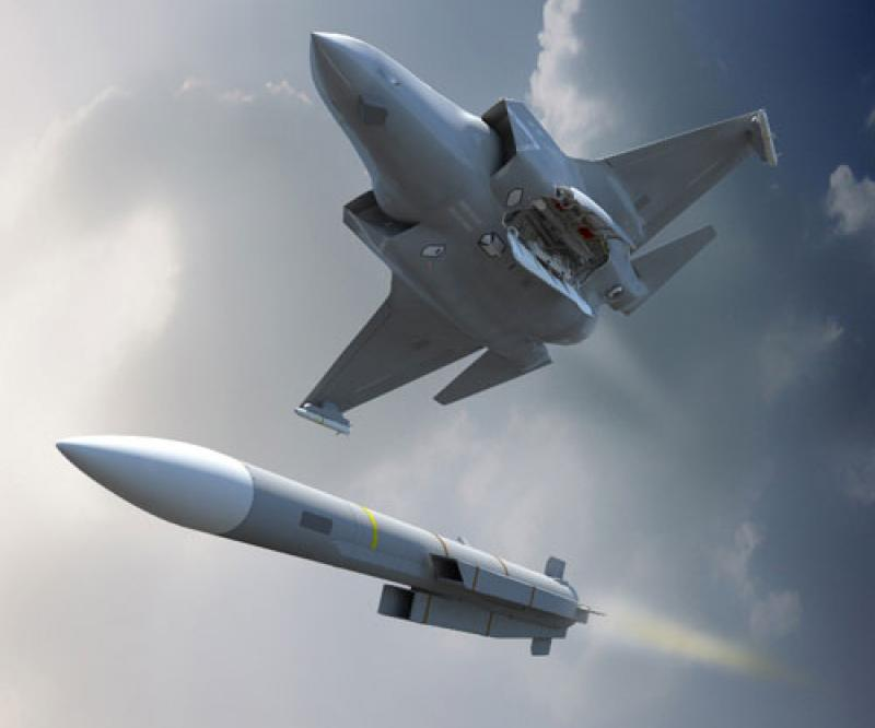 MBDA to Integrate Meteor on UK's F-35 Stealth Fighters