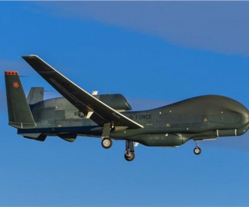 Global Hawk UAS Exceeds 200,000 Flight Hours