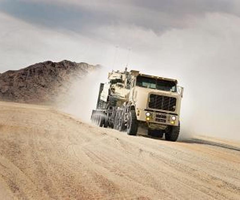 U.S. Orders Oshkosh Heavy Haulers