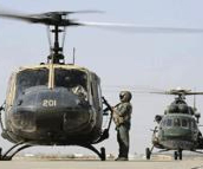 """Iraqi Air Force """"Not Ready Until 2020"""""""