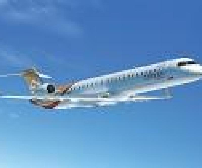 Libyan African Aviation Orders 3 CRJ900 Aircrafts