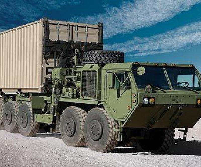US Army Orders 1,200 Oshkosh Trucks