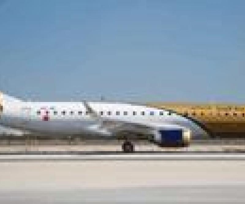 2 New Embraer Jets to Gulf Air