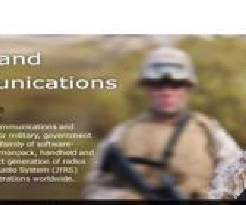 Harris & ITT in Soldier Radio Waveform
