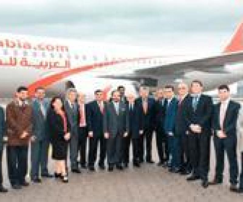 Air Arabia Receives First A320