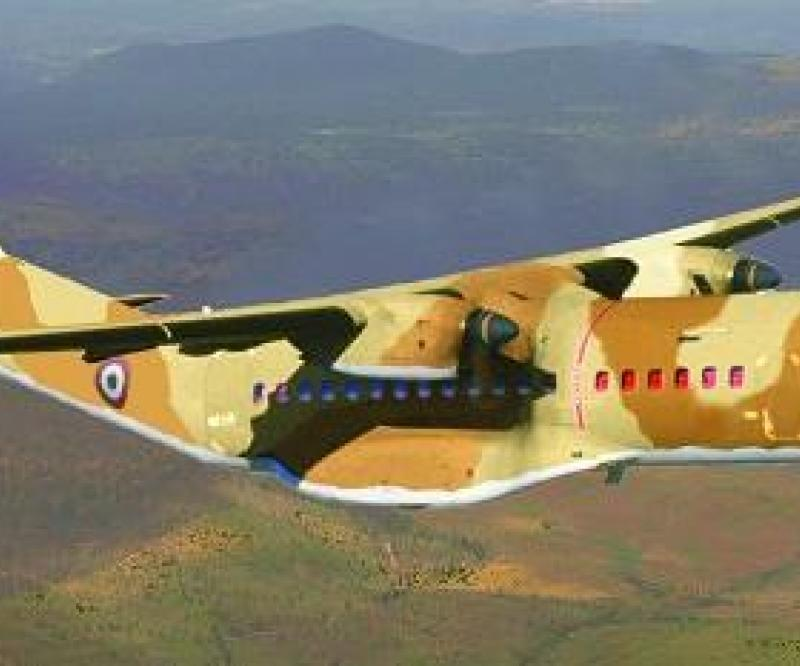 Egypt Orders 3 Airbus Military C295