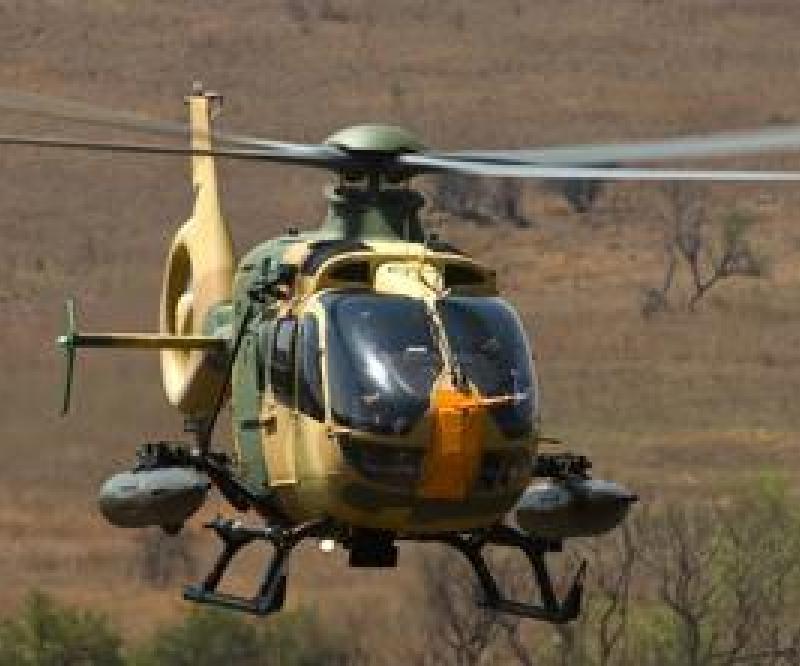 Eurocopter at Dubai Helishow