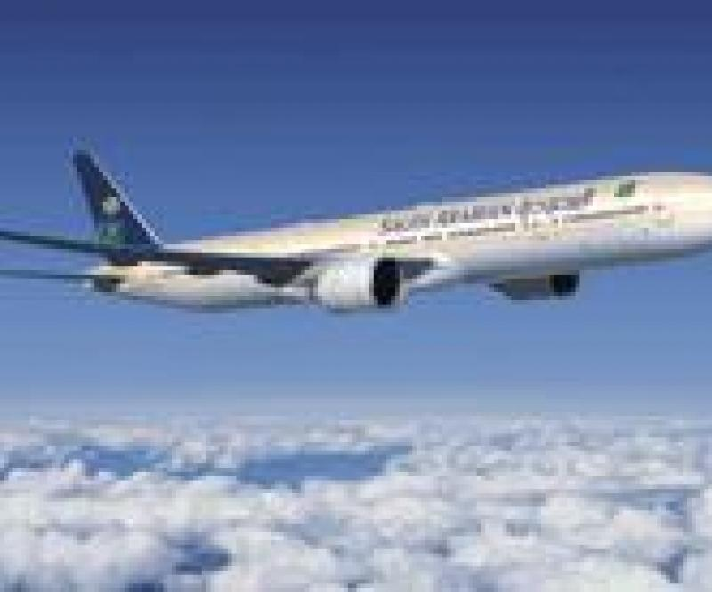 Saudi Arabian Airlines: Deal with Boeing