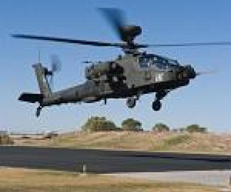UAE: 30 AH-64D Block III APACHE Helicopters