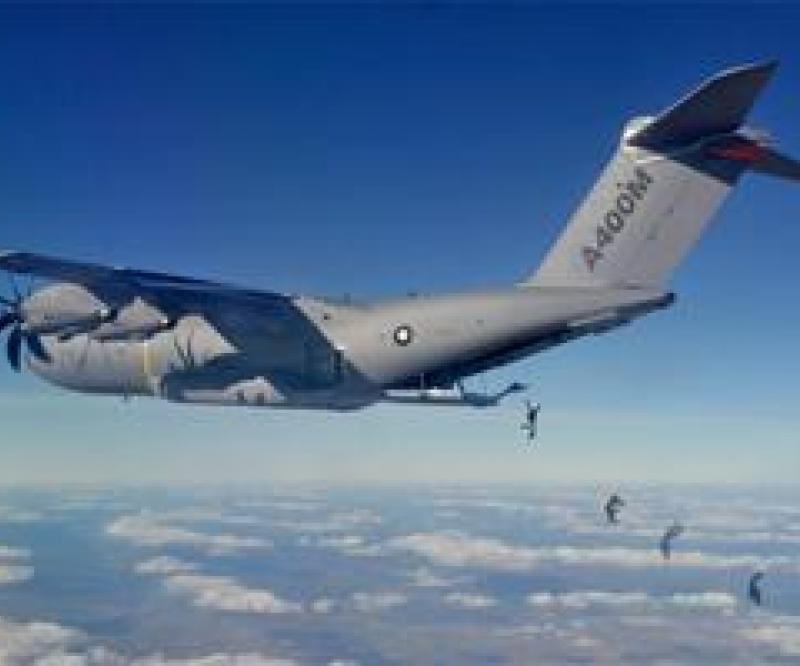 Airbus CEO Jumps from A400M