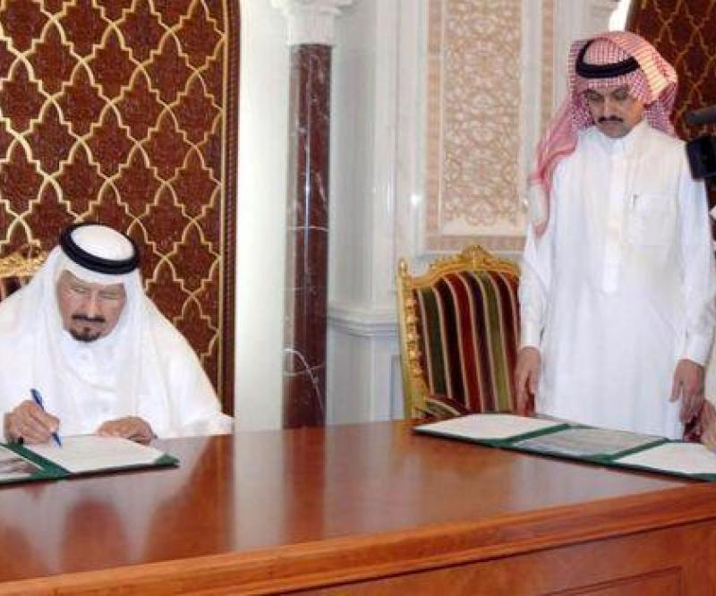 Prince Sultan Signs Saudi Airport Deals