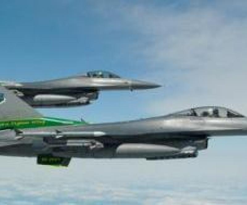 P&W to Power Egypt's F-16s