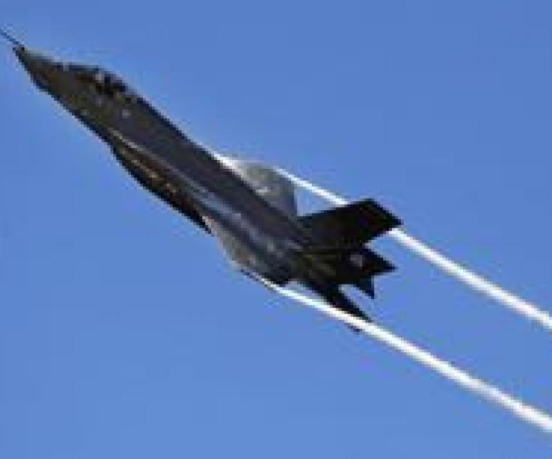 Lockheed Wins $3.4bn US Fighter Deal