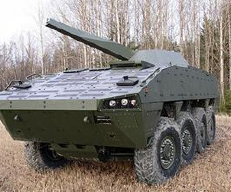 Patria: Supply Subcontract of Nemo Mortar System