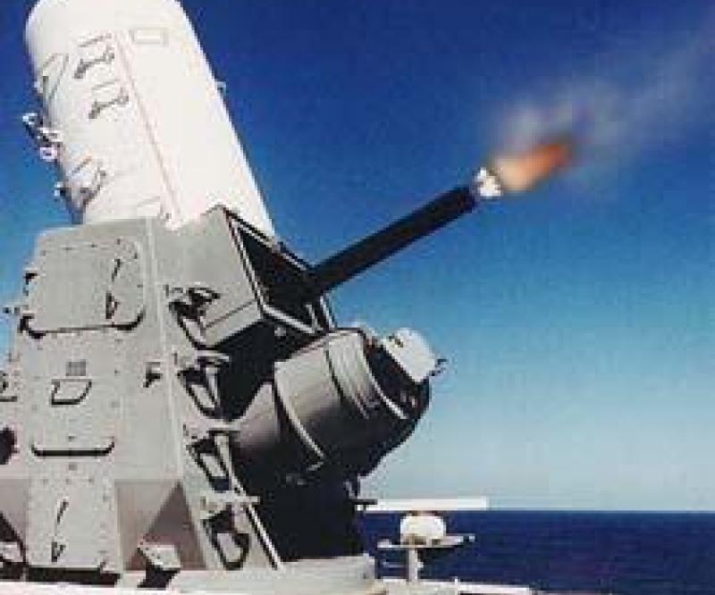 Raytheon's Phalanx: Live Fire Demonstration