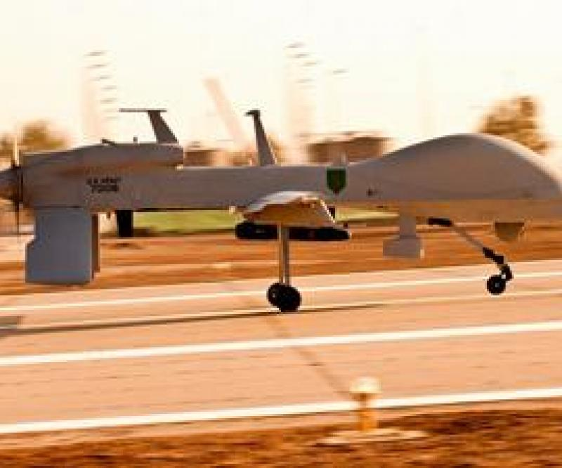 US Flies New Unmanned Aircraft in Iraq