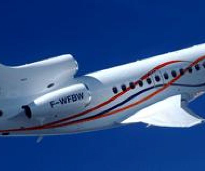 Dassault Falcon: Strong Growth in the ME
