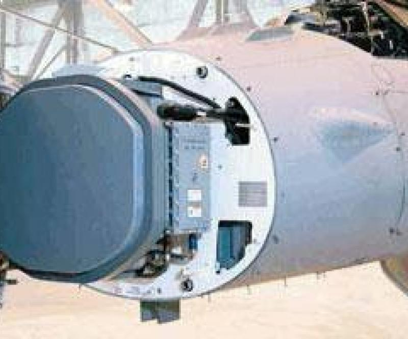 Raytheon Flies Advanced Combat Radar on F-16