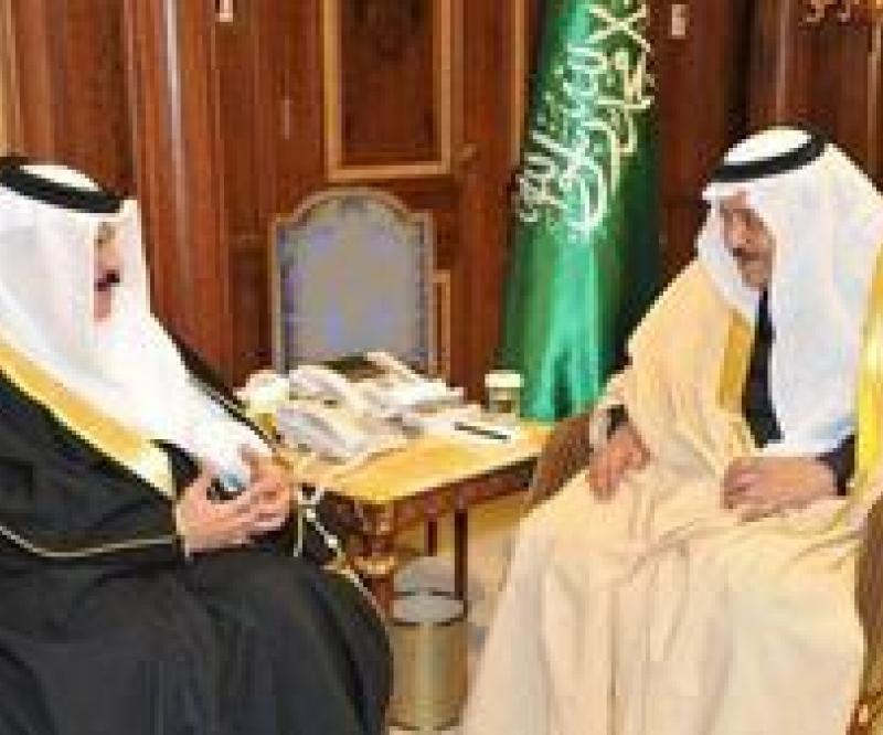 Prince Naif Leads Saudi Delegation to GCC Summit