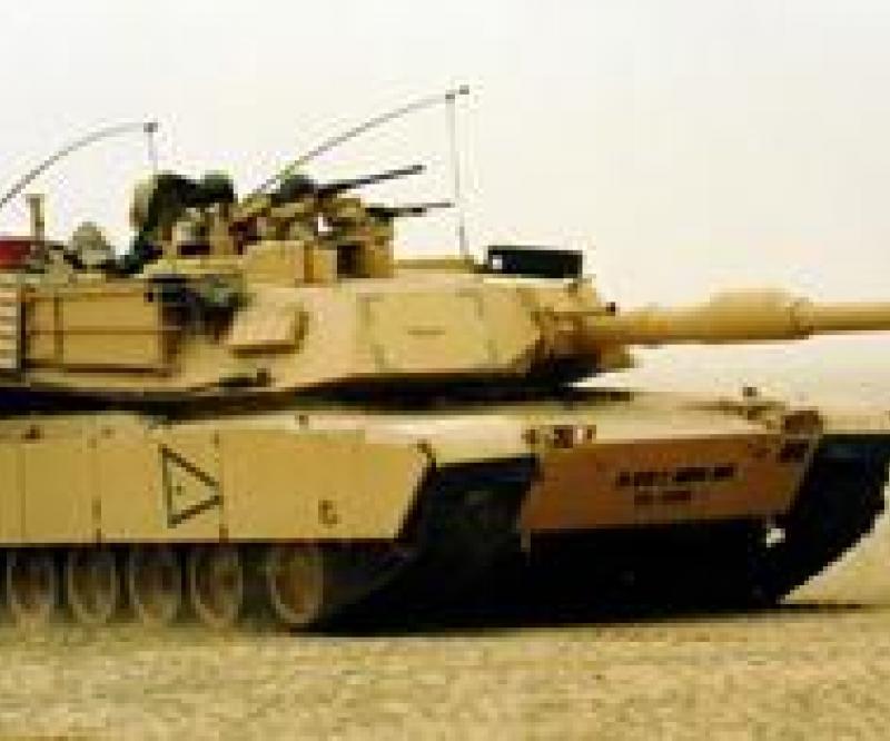 GD Wins Saudi Tank Work Deal
